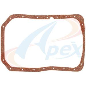 Engine Oil Pan Gasket Set Apex Automobile Parts AOP453A