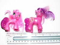 2008 2009 Mcdonalds CHEERILEE EARTH : G3 Hasbro MLP My Little Pony figure lot