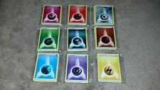 1000 Basic Energy Pokemon TCG Cards Pack Fresh NM/MT Mix of all 9 types