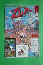 ZUT Anno I° n.11 Giugno 1987 Settimanale di satira ANDREA PAZIENZA VINCINO VAURO