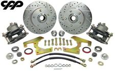 1957-1964 FORD F1 F100 1/2 TON TRUCK DISC BRAKE CONVERSION 5 ON 5.5, 5 x 5-1/2""