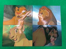 The Lion King Skybox Chase Lot F1,F2,F3,F4,P4,P7,P8,T6,T7(x3) 11 Cards