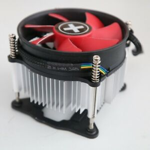 Xilence Performance XC032 CPU Kühler Intel rot/schwarz f. Intel LGA 115x #4125