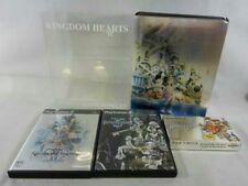 SONY PS2 Japan Kingdom Hearts Trinity Master Pieces Limited Edition Japan rare