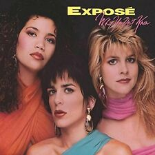 "EXPOSE - WHAT YOU DON'T KNOW 2017 REMASTERED 3CD 1989 ALBUM + BONUS 12"" MIXES"