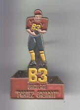 RARE PINS PIN'S .. SPORT USA FOOTBALL AMERICAIN MAGASIN B3 BRIE C/ROBERT 77 ~C7