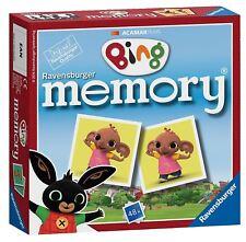 Ravensburger Bing Bunny Mini Memory Childrens Pairs Matching Card Game