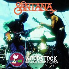 SANTANA WOODSTOCK SAMSTAG AUGUST 16, 1969 VINYL LP RECORD STORE DAY 2017 NEU