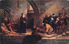 POSTCARD  HISTORY    Cranmer  at  Traitor's  Gate