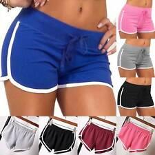 Womens Sports Yoga Shorts Casual Gym Lady Jogging Lounge Summer Beach Hot Pants