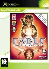 Fábula: los capítulos de Lost (Original Xbox Juego) * Buen Estado *