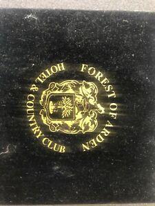 Forest of Arden Golf Kit in Presentation Box