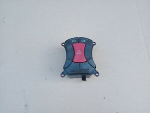 Fiat Doblo 2006 - 2009 Hazard Light Fog Lights Switch Button