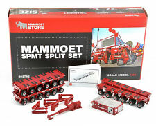 IMC 410204 Mammoet SPMT Split Set w/2x6 split, 2x6 & Power Pack Diecast 1/50 MIB
