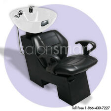 Shampoo Backwash Unit Bowl Chair Salon Equipment -kensh
