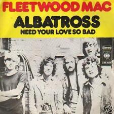 JUKEBOX SINGLE 45 FLEETWOOD MAC ALBATROSS   DISC-COUNT2