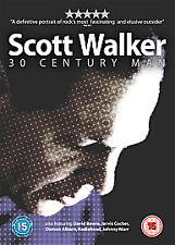 Scott Walker - 30 Century Man (DVD, 2010)  NEW AND SEALED