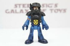 Fisher Price Imaginext Robot Police Policeman From Deep Sea Pack