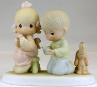 Precious Moments 'With this Ring I...' Figurine | 1987 | USED