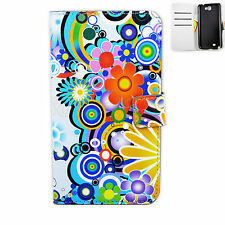 Magnetic Flip Wallet Stand Leather Cover Case For Samsung Galaxy Note 2 II N7100