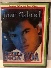 JUAN GABRIEL - El Noa Noa - DVD - BRAND NEW, STILL SEALED - RARE