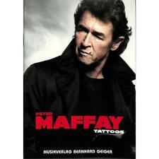 Peter Maffay: Tattoos. Für Klavier, Gesang & Gitarre