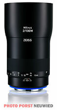 ZEISS Milvus 2.0/100M ZE Objektiv Canon EF-Mount