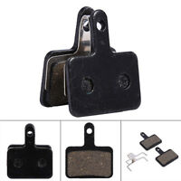 1Pair Bicycle Bike Disc Brake Resin Pads For Shimano M395 M375 M446 M515/TEKTRO
