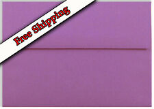 Amethyst Purple Envelopes for Greeting Cards Invitations Announcements Responses