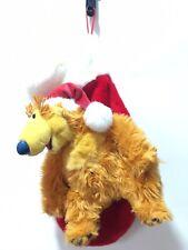 Singing Disney Bear in the Big Blue House Christmas Stocking Plush