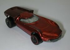 Redline Hotwheels Orange 1969 Turbofire oc12006