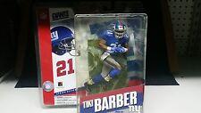 TIKI BARBER #21 NEW YORK GIANTS McFARLANE NFL SERIES 11