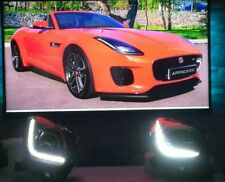 Jaguar F Type headlights  Convertion