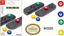 Nintendo Switch Joy Con Joystick Analog Thumb Stick Grip Silicone Case Caps FPS