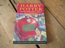 Harry Potter and the Philosopher's Stone, First Edition 1/11, Pb, Wand error