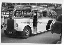 tm3979 - Crown Coachways Coach Bus - KLV 191 to Blackpool - photograph