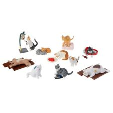 Super Lovely Cat Kitty Plastic Action Figure Toys Doll Decor Ornaments