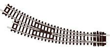 N Scale - PECO Setrack St-44 Insulfrog Code 80 Right & Left Hand Curved Turnout