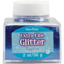 """.040/"""" EMERALD Nail Glitter Extra Fine .008/"""" .015/"""" 40g Rockstar Toes"""