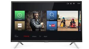 "THOMSON 40FE5606 TV COLOR 40"" LED BLACK ANDROID 8.0 FULL HD DVB-T2/S2 HDMI USB"