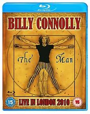 Billy Connolly - Live In London 2010 (Blu-ray, 2010) Brand new and sealed