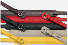 Genuine Leica Leather Neck Carrying Strap #18500/18575/18576/18577/18819