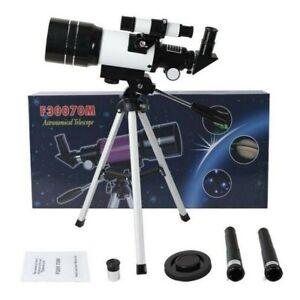 Terrestrial Astronomical Telescope 150X Zoom Monocular Telescope with Tripod