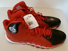 best website 17d13 7e24f D ROSE 773 II Adidas Basketball Shoes Size 18 Red Black White New With Tag  NWT