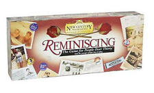 SEALED Reminiscing Board Game MILLENNIUM EDITION 1940-1990's TDC Games