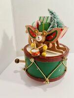 Ebeling & Reuss Christmas Music Box - Jingle Bells