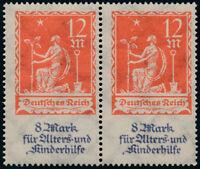 DR 1922, MiNr. 234 IV, tadellos postfrisch, gepr. Infla, Mi. 130,-