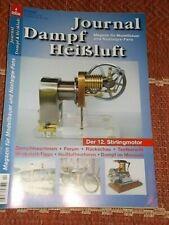 Journal Dampf & Heißluft Ausg.4/2006 - Der 12.Stirlingmotor , Heißluftmotoren