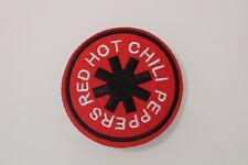 Patch - Toppa ricamata e termo applicabile  - LOGO RED HOT CHILI PEPPERS