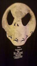 Disney Jack Skellington The Nightmare Before Christmas T-Shirt New w/Tags Medium